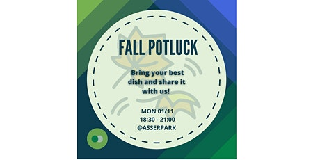 WAPP November Potluck tickets