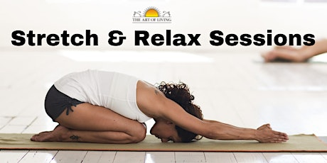 Stretch & Relax Sessions tickets