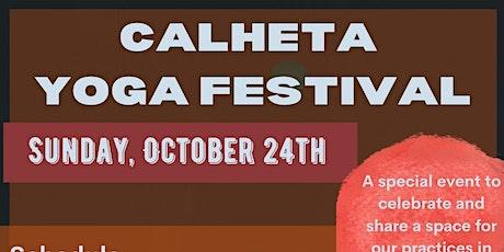 Calheta Yoga Festival bilhetes
