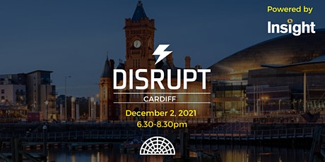 Disrupt HR Cardiff Launch tickets