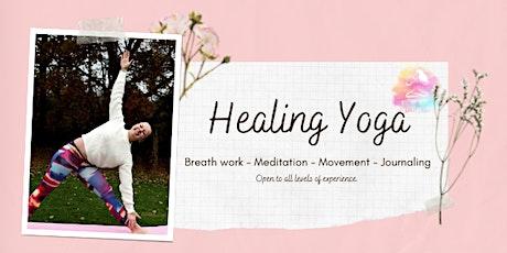 Weekly Healing Yoga Practise tickets