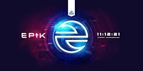 EPIK 2021-HUS OFFICIAL SYDNEY SHOWGROUND tickets