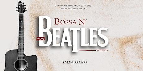 Bossa N Beatles Acoustic Live Concert entradas