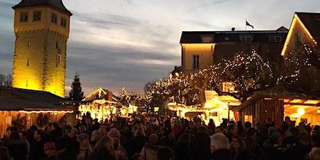 Weihnachtsmärkte unter Pandemiebedingungen in Bayern Tickets