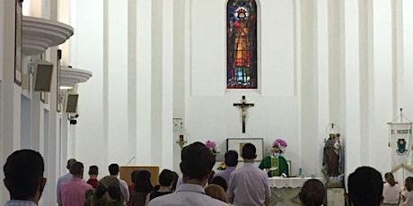 Messe du samedi 30 octobre à 18h tickets