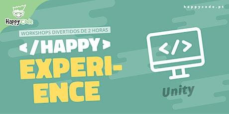 HAPPY EXPERIENCE -  UNITY EXPERIENCE  (Happy Code Presencial C. Ourique) tickets