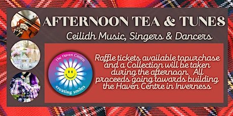 Afternoon Tea and Tunes tickets