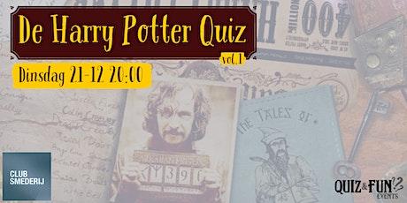 De Harry Potter Quiz  vol.1| Tilburg tickets