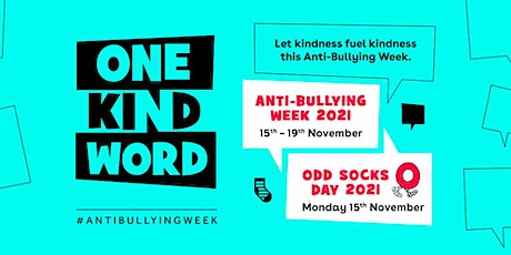 Anti-Bullying Week 2021:One Kind Word- NIABF Social Media Stakeholder Event tickets