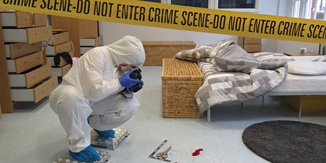 GREat Medway Talks: Mythbusting Forensics tickets