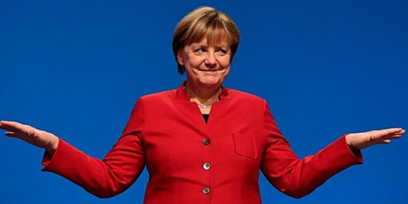 (In-person) The Remarkable Odyssey of Angela Merkel tickets