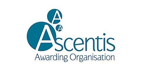 Ascentis Autumn ESOL Conference tickets