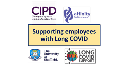 Supporting Employees with Long COVID: Mixed group discussion tickets