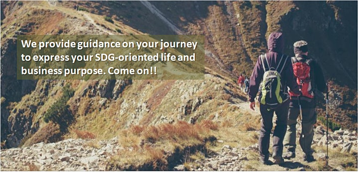 SDG NOW! Create an Impact Business to Express your Purpose with HoPE Canvas image