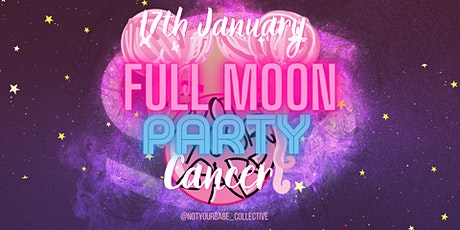 NYB Presents: Full Moon Party In Cancer tickets
