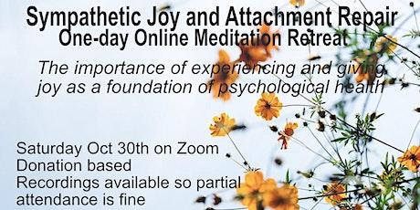 Online Meditation Retreat - Sympathetic Joy tickets