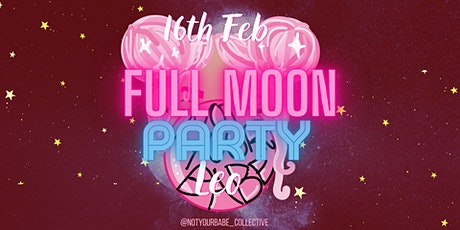 NYB Presents: Full Moon Party In Leo tickets