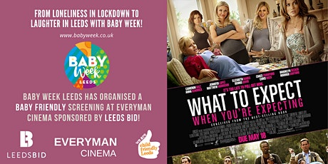 Baby Week FREE Cinema Screening 'What to Expect When You're Expecting' tickets