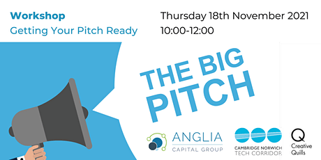 Getting Your Pitch Ready tickets