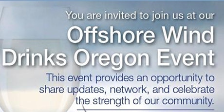 Offshore Wind Drinks Oregon tickets