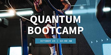 Quantum Saturday Bootcamp tickets