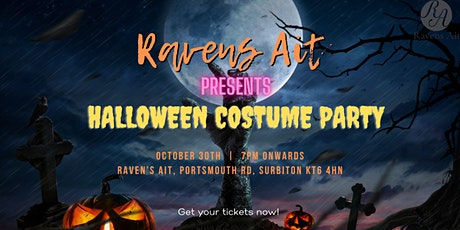 UNDERWORLD MADNESS - Ravens Ait Halloween Costume Party on the Island tickets
