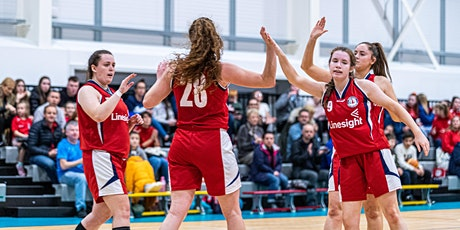Griffith College Templeogue V's LYIT Donegal -Basketball Ireland Women's NL tickets