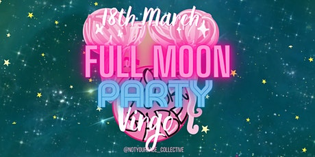 NYB Presents: Full Moon Party In Virgo tickets