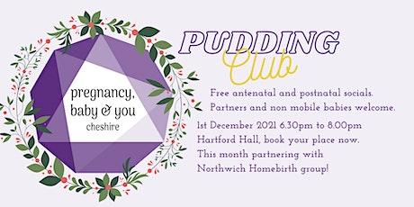 PBY Pudding Club & Northwich Homebirth Group at Hartford Hall, Northwich tickets