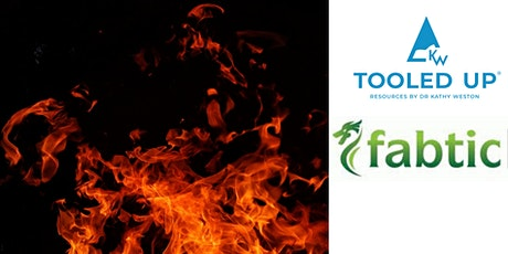 Tooled Up Education and Joanna Foster, 'Children's Relationship with Fire' tickets