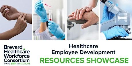 Healthcare Employee Development Resources Showcase tickets