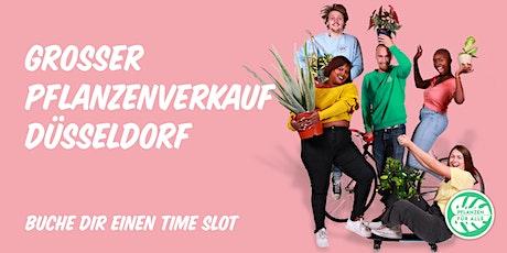 Großer Pflanzenverkauf - Düsseldorf Tickets