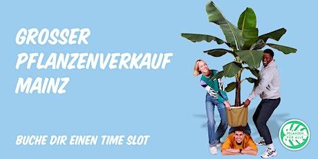 Großer Pflanzenverkauf - Mainz Tickets