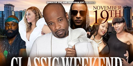 Welcome to Orlando Classic weekend Grownfolks bash tickets