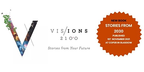 Book Launch at COP26 - Stories from 2030! tickets