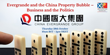 Evergrande and the China Property Bubble – Business and the Politics billets