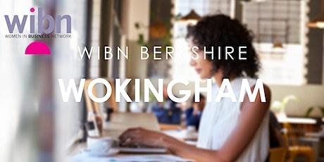 Wokingham WIBN - Women's Business Networking Event tickets