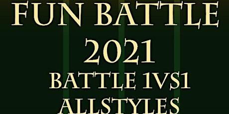 Fun Battle 1vs1 entradas