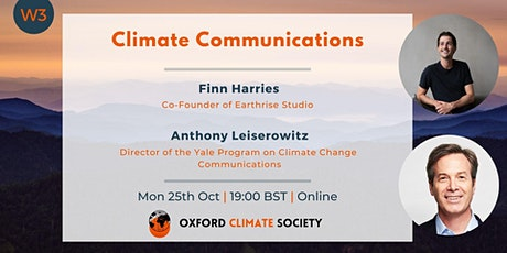 Climate Communications tickets