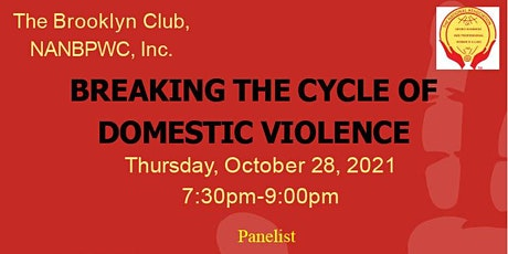 Breaking the Cycle of Domestic Violence tickets
