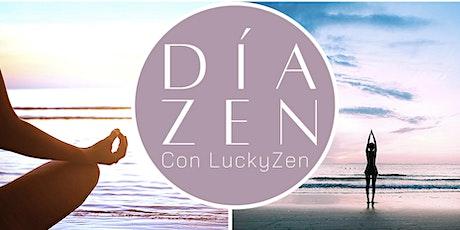 Día Zen con @LuckyZen entradas