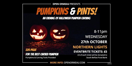Pumpkins and Pints @ Northern Lights tickets