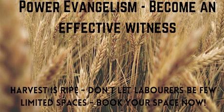 Power Evangelism tickets