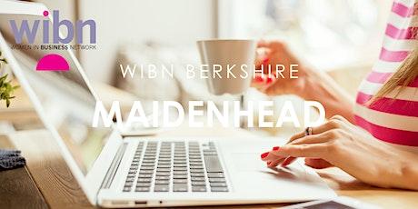 WIBN Maidenhead Business Women's Networking Event tickets