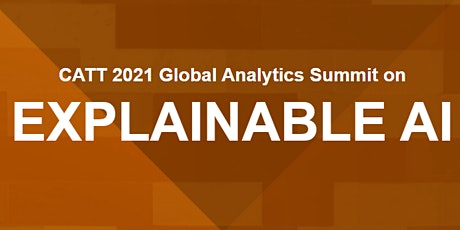 2021 Global Analytics Conference at the University of Texas CATT tickets