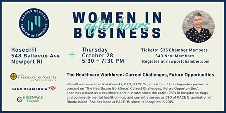 Women in Business After Hours: The Health Care Workforce: Current Challenge tickets