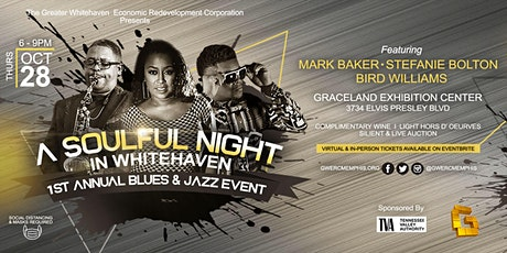 A SOULFUL NIGHT  IN WHITEHAVEN tickets