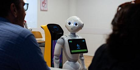 Journée du Digital Lausanne: Robot, réalité virtuelle, inclusivité billets