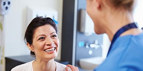 Aging: il cambiamento della donna tra accettazione e prevenzione biglietti