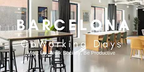 Barcelona CoWorking Days At Spaces (Mas De Roda) entradas